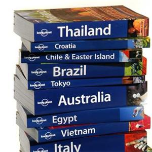 Recomendaciones de destinos por Lonely Planet